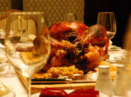 New York City's Old Homestead Steakhouse Offering $35,000 Thanksgiving Feast For Four