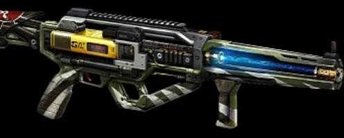 Call of Duty: Advanced Warfare's AE4 Energy Assaults Rifle Comes on December 11 for Season Pass Holders